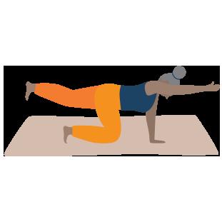 Yogalates: yoga + Pilates